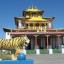 Церемония клятвы казаков-буддистов