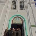 Посещение храма в Новоселенгинске