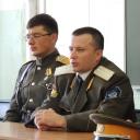 Встреча с коллективом Новоселенгинской школы-интернат по вопросу открытия казачьего кадетского корпуса