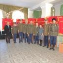 Посещение Новоселенгинского музея