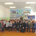 Коллектив Новоселенгинской школы-интернат голосует за открытие казачьего кадетского корпуса на их базе