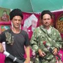 Хоринские казаки-умельцы. Фото С. Степанова