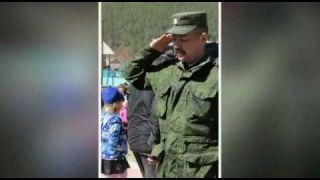 Об открытии мемориала памяти воинов-земляков в селе Тамир Кяхтинского района Бурятии